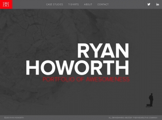 Ryan Howorth – Portfolio
